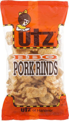 Bbq Pork Rinds (Utz BBQ Pork Rinds)