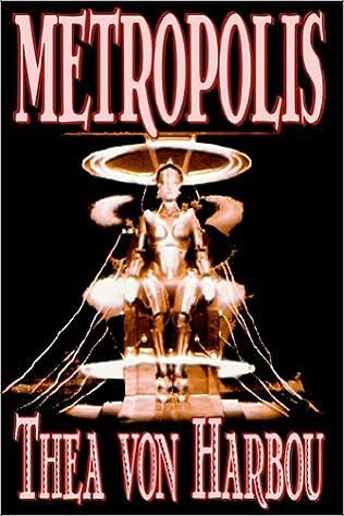 book cover of Metropolis