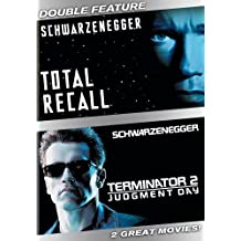 Total Recall / Terminator 2 - Judgement Day