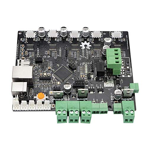 Zamtac 3D Printer Smoothieboard 5X V1.0 ARM Open Source Motherboard Control Board 3D Printing Accessories