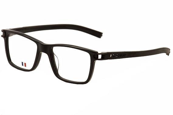 Amazon.com: Tag Heuer Men\'s Track S Eyeglasses 7603 007 Black Full ...