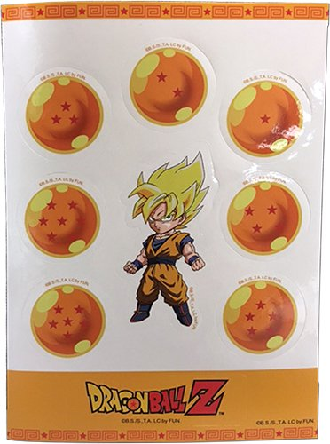 Top 10 best dragonball ball stickers: Which is the best one in 2020?