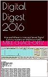 Digital Digest 2016: How and Where to Intercept Secret Digital Communications on Shortwave Radio