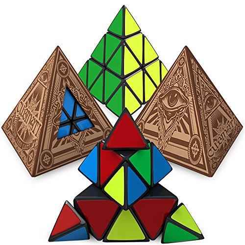 Cubinati Pyraminx Speed Cube Performance