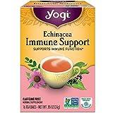 Yogi Herbal Tea Bags, Echinacea Immune Support 16 ea Review