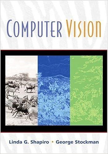 Computer Vision Book Pdf