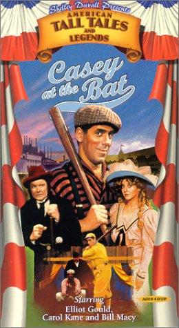 - American Tall Tales: Casey at Bat [VHS]
