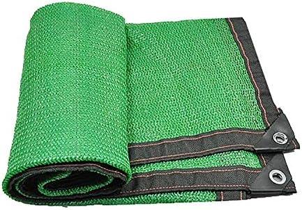 DGLIYJ Sombrilla 85% Verde Tela De Malla Anti-UV Invernadero Jardín Flor Tiempo Frost Nieve Invierno Protección (tamaño: 3 × 4 Metros) (Color : Green, Size : 10x12m): Amazon.es: Hogar