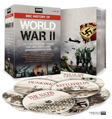 BBC History of World War II by Warner Manufacturing