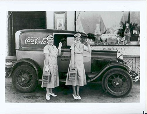 1929 Ford Model A Coca Cola Deluxe Delivery Photo