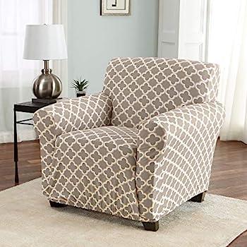 Amazon.com: PAULATO BY GA.I.CO. Chair Cover - Armchair Cover ...
