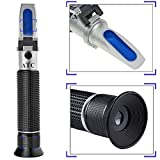 Salinity Refractometer for Seawater and Marine