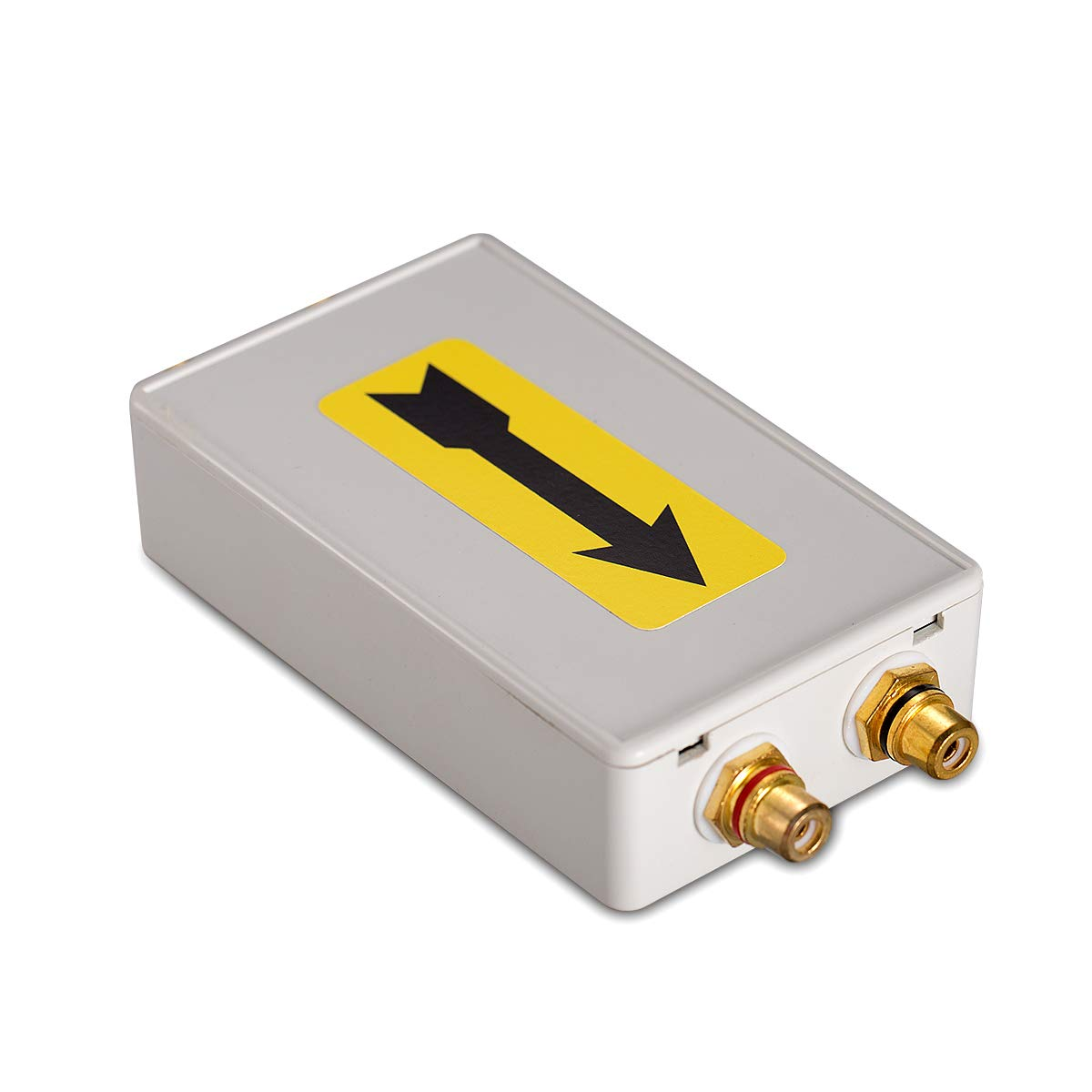 Nobsound Mini Phono Preamp Preamplifier Burn-in Device HiFi Stereo CD Player to LP Vinyl Turntable Record Player Signal