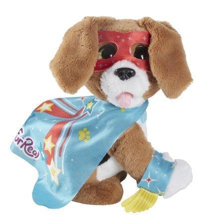 Fur Real Chatty Charlie, The Barkin' Beagle Super-Hero from FurReal