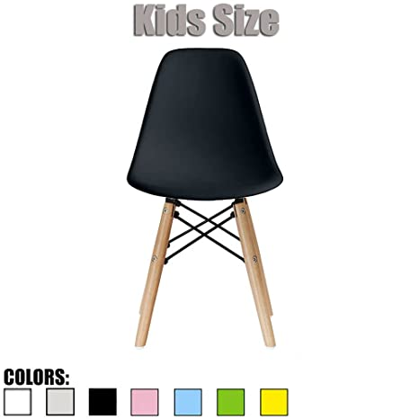 Eames Side Chair amazon com 2xhome size eames side chair eames chair yellow