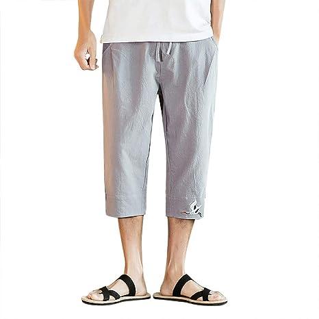 nuevo concepto d7796 b91f9 Hahashop2 - Pantalones chinos para hombre, corte regular ...