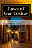 Laws of Ger Toshav: Pious of the Nations