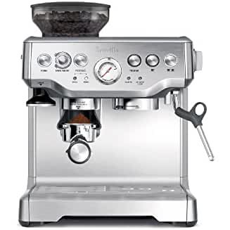 Breville RM-BES870XL the Barista Espresso Machine