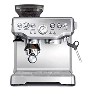 Breville BES870XL Barista Express Espresso Machin