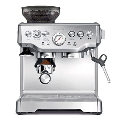 grind and brew espresso machine