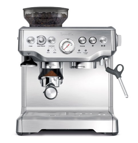 Breville BES870XL Barista Express Espresso (Coffee Semi Automatic Machines)