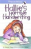 Hallie's Horrible Handwriting, Valerie Tripp, 1584857641
