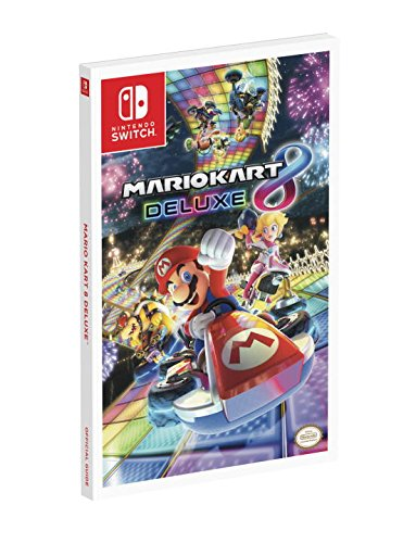 Mario Kart 8 Deluxe: Prima Official Guide cover