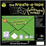"Kreate-a-lope Envelope Templates-a2 Standard Invitation 4-3/8""x5-5/8"""