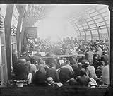 1925 photo Jno. Hayes Hammond trial in So. Africa Vintage Black & White Photo c2