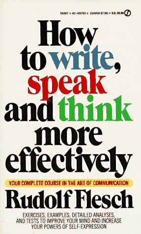 How to write speak and think more effectively download topics computer science term paper