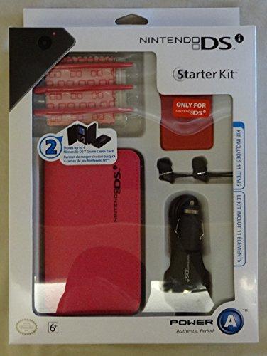Nintendo Dsi Starter Kit Pink