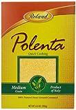 Roland Polenta, Medium Grain, 8.8 Ounce (Pack of 12)