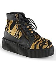 Demonia Mens V-cre571/Bvl Ankle Bootie