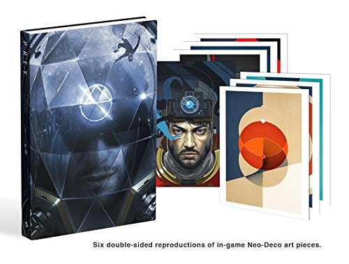 Prey: Prima Collector's Edition Guide cover