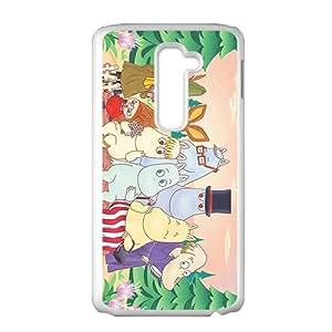 Hippo Family Love White LG G2 case