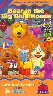 bear in the big blue house vol 7 birthday parties giving - Bear Inthe Big Blue House A Berry Bear Christmas
