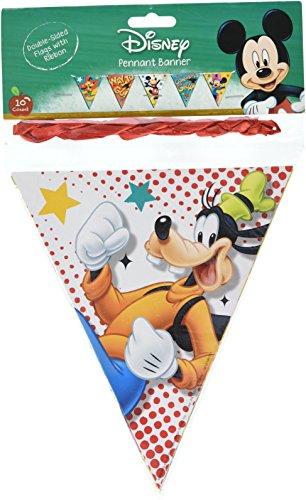 Eureka Mickey Graduation Pennant Banner ()