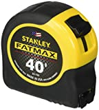 Stanley Tools FatMax 33-740 40-Foot Tape Rule with BladeArmor Coating