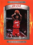 img - for Lisa Leslie (Sports Stars (Children's Press Paper)) book / textbook / text book