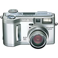 Minolta Dimage S304 3MP Digital Camera w/ 4x Optical Zoom Benefits Review Image