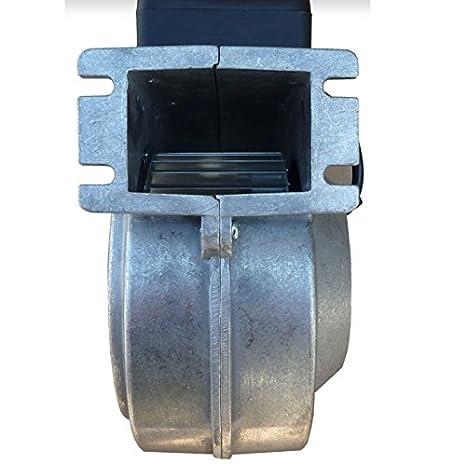 3 Stufen Regler K Heizung Druckgebläse Ofengebläse Holzvergaser Druckventilator M Brenner & Kessel