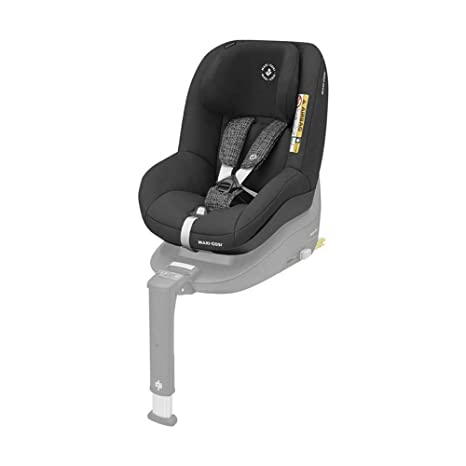 Maxi-Cosi Pearl Smart i-Size - Asiento infantil para coche Black Grid