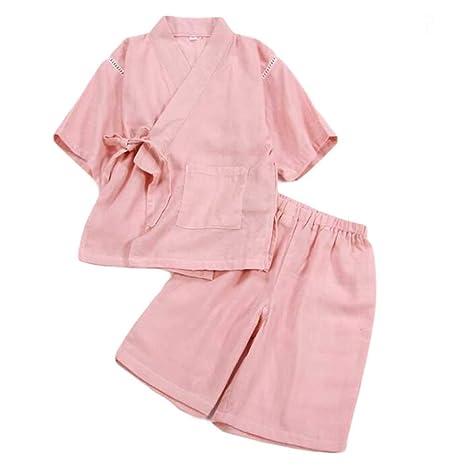 Pigeon Fleet Pijamas Niñas Traje Kimono Conjunto de Pijamas ...