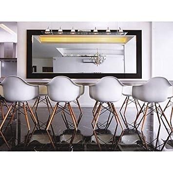 Charles Ray Eames Silla Eiffel Inspirado DAW con el brazo de la Oficina de salas de reuniones Silla de comedor Arm Computer Side Escritorio PC muebles retro ...