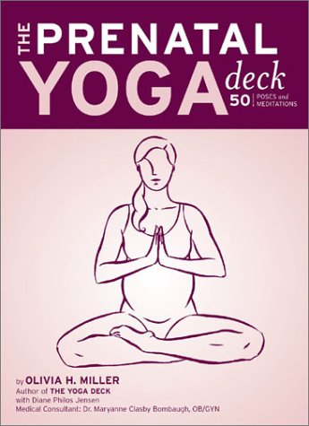 The Prenatal Yoga Deck: 50 Poses and - The Mall In Burlington Stores