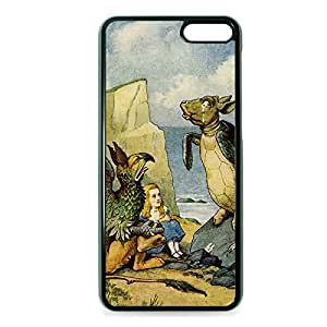Case Fun Case Fun Alice in Wonderland The Mock Turtle Snap-on Hard Back Case Cover for Amazon Fire Phone