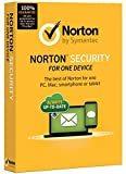 Software : Norton Security for One Device [Old Version]