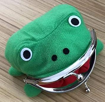 Monedero de rana Hokage para cosplay, con diseño de rana: Amazon ...