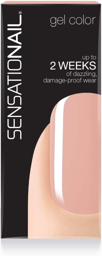 Sensationail Gel polaco, Nude Mood