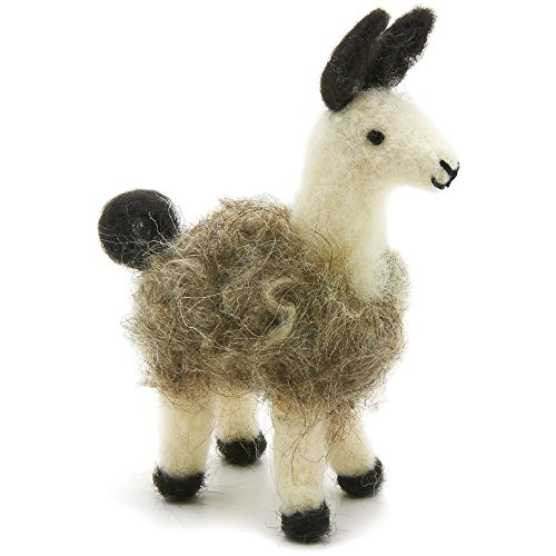 Dimensions Needlecrafts Feltworks 3D Felted Llama